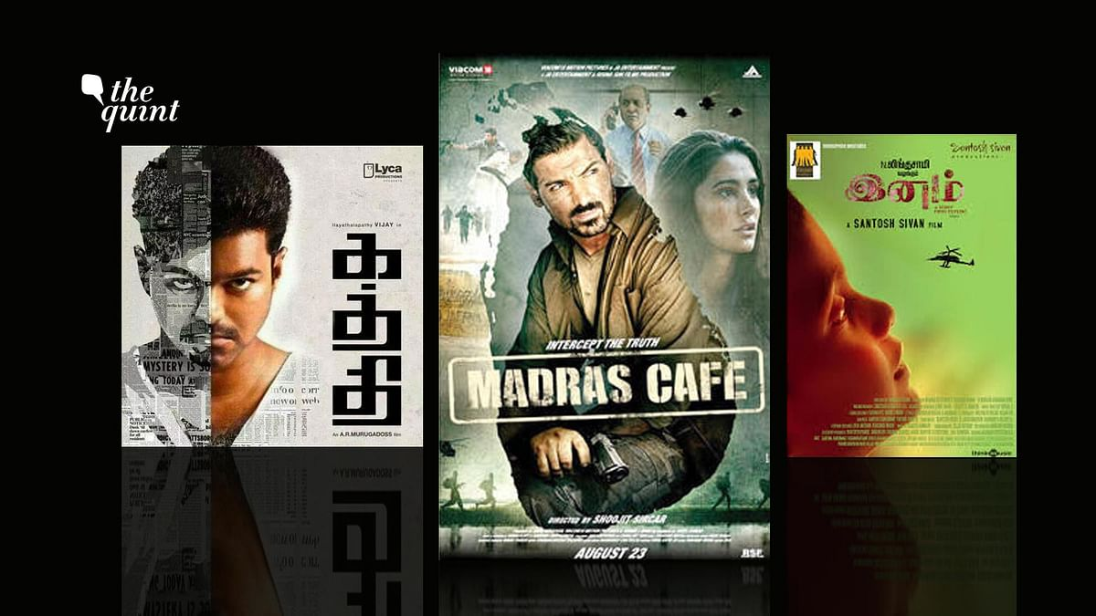 Tamil Nadu, Films & Sri Lanka: Movies That Faced Controversy