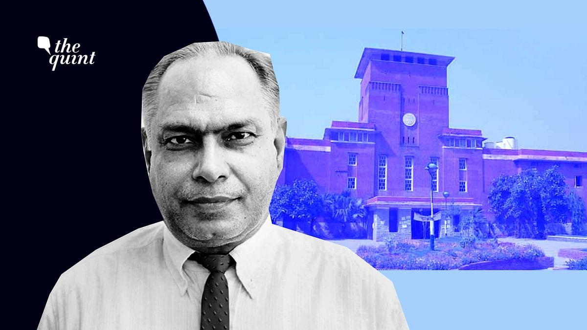 Delhi University VC Tyagi Suspended Over Dereliction of Duty