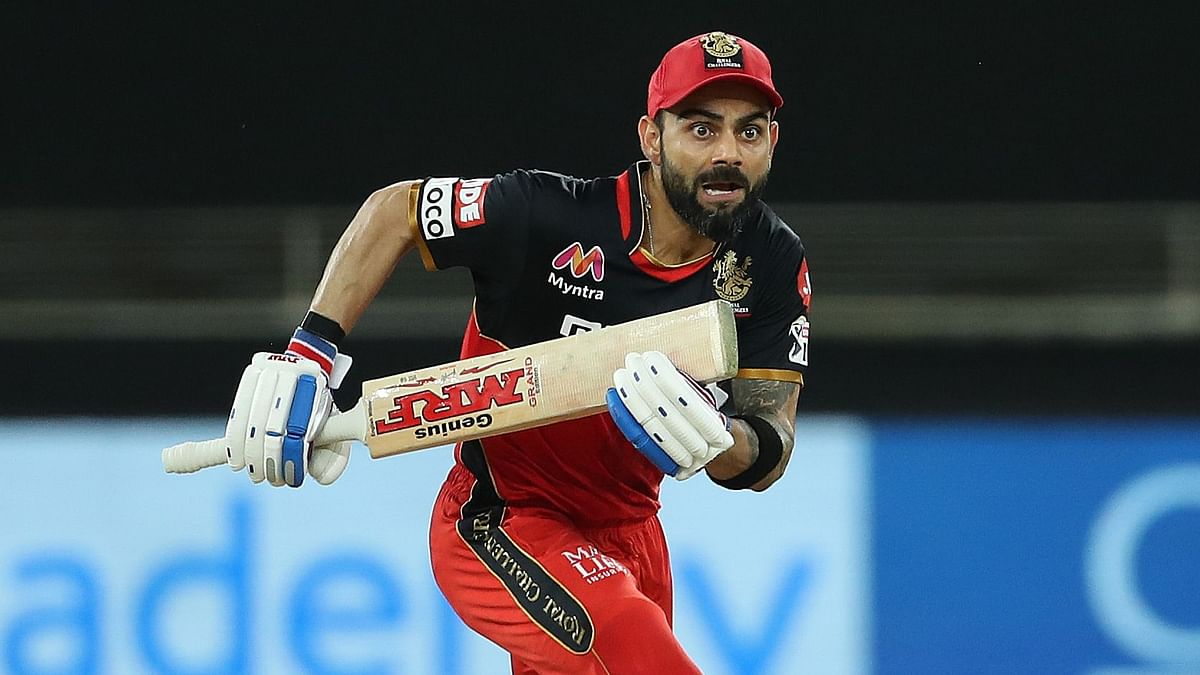 Fans on twitter noted that Royal Challengers Bangalore (RCB) captain Virat Kohli ran two runs when his team needed only one.
