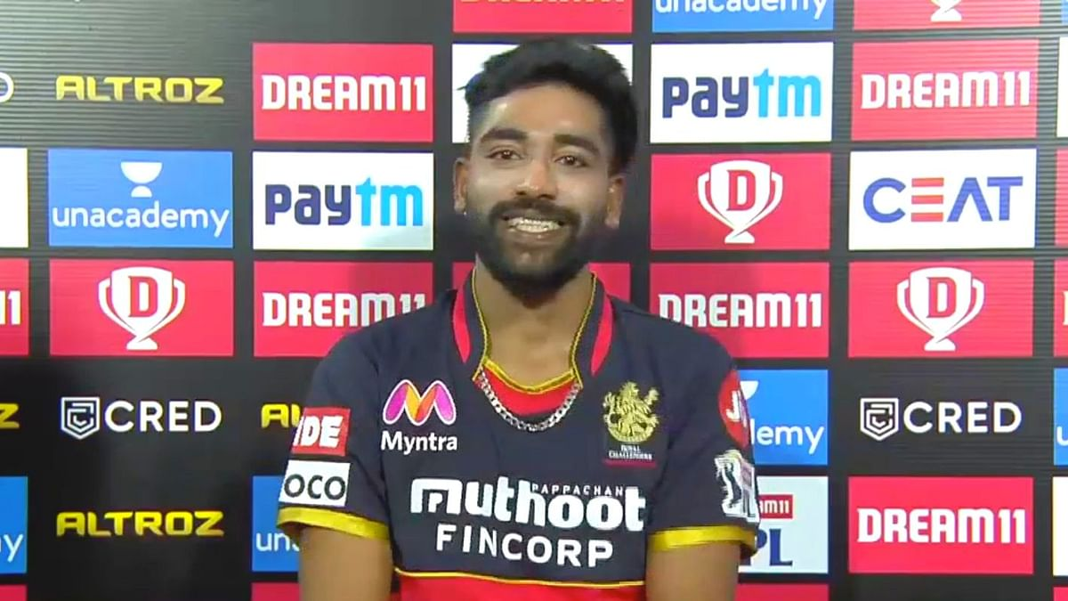 'It Was a Magical Performance,' Says a Smiling Siraj After KKR Win