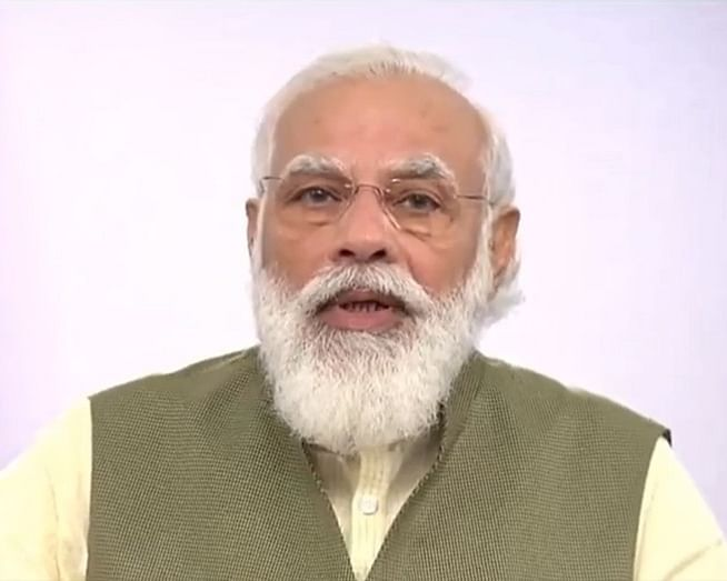 """The PM took to Twitter to announce that he would be """"sharing a message"""" with citizens of the country."""