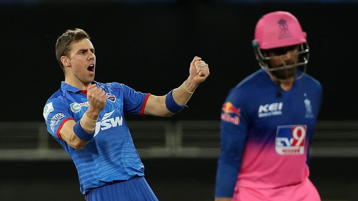 Rajasthan Royals lost to Delhi Capitals in their Indian Premier League match on Wednesday.