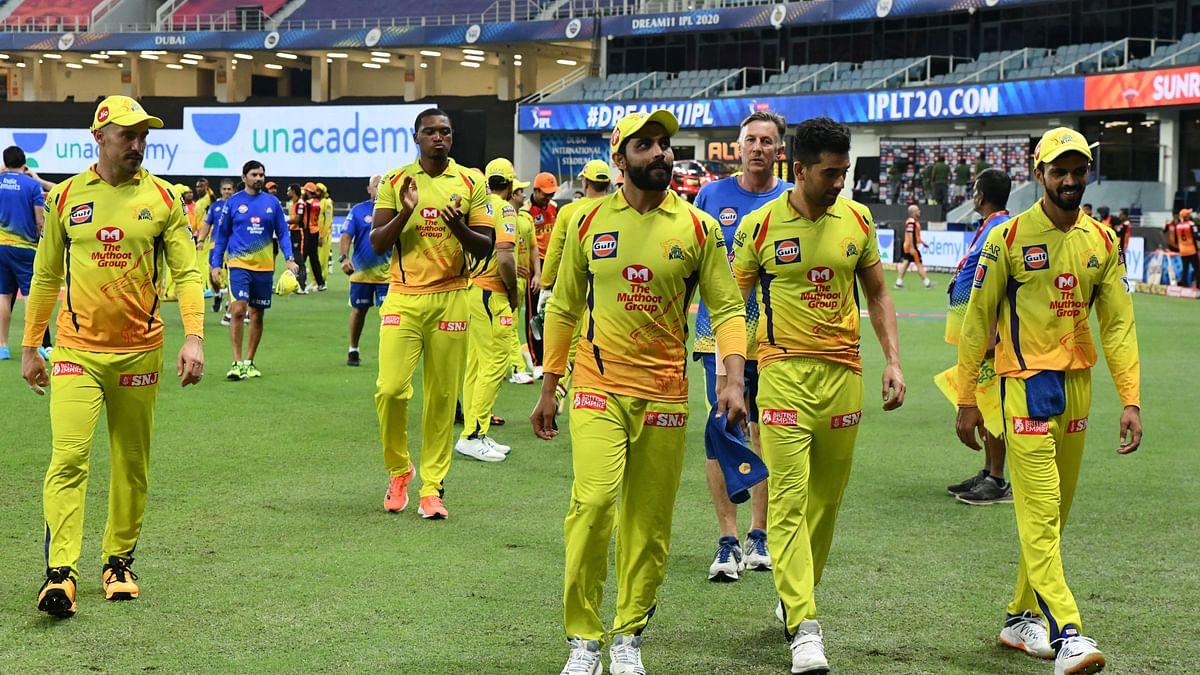 Chennai Super Kings registered a 20-run win over SunRisers Hyderabad (SRH).
