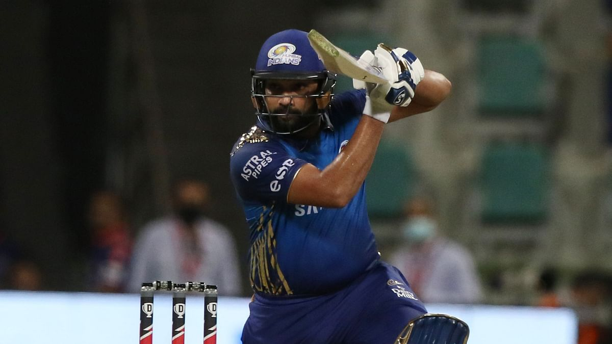 Mumbai Indians captain Rohit Sharma has become the third batsman in Indian Premier League (IPL) history to score 5,000 runs.
