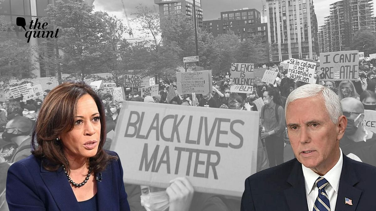 Decry Violence, Fight for Values: Kamala Harris on Racism in US