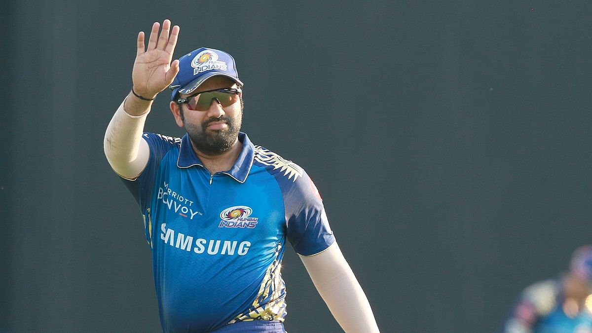 Rohit Sharma 86 Runs Short of Big Milestone for Mumbai Indians