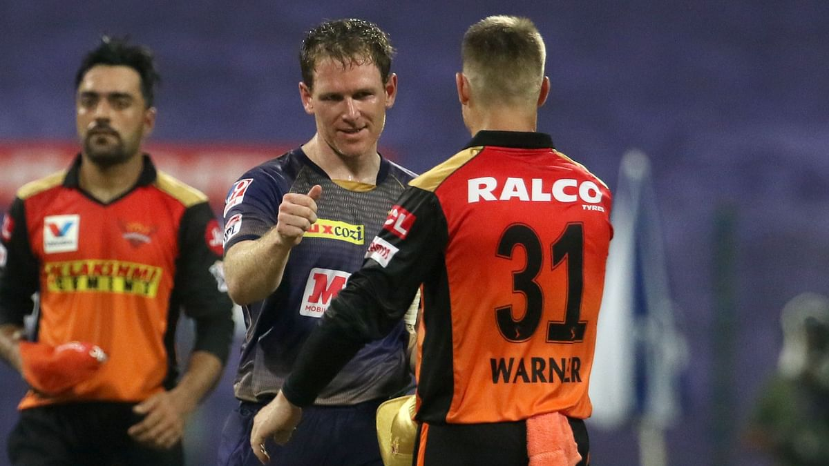 KKR defeated SRH by 7 wickets in their previous encounter.