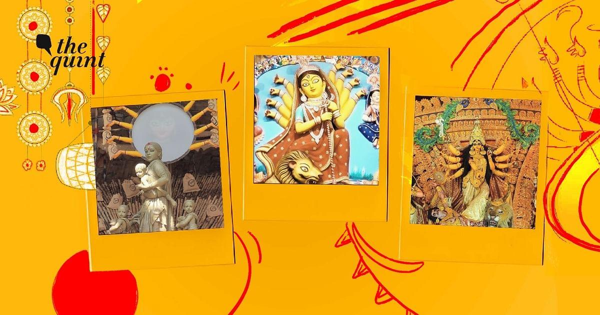Kolkata, No Pandal Hopping This Pujo? Here's a Virtual Tour
