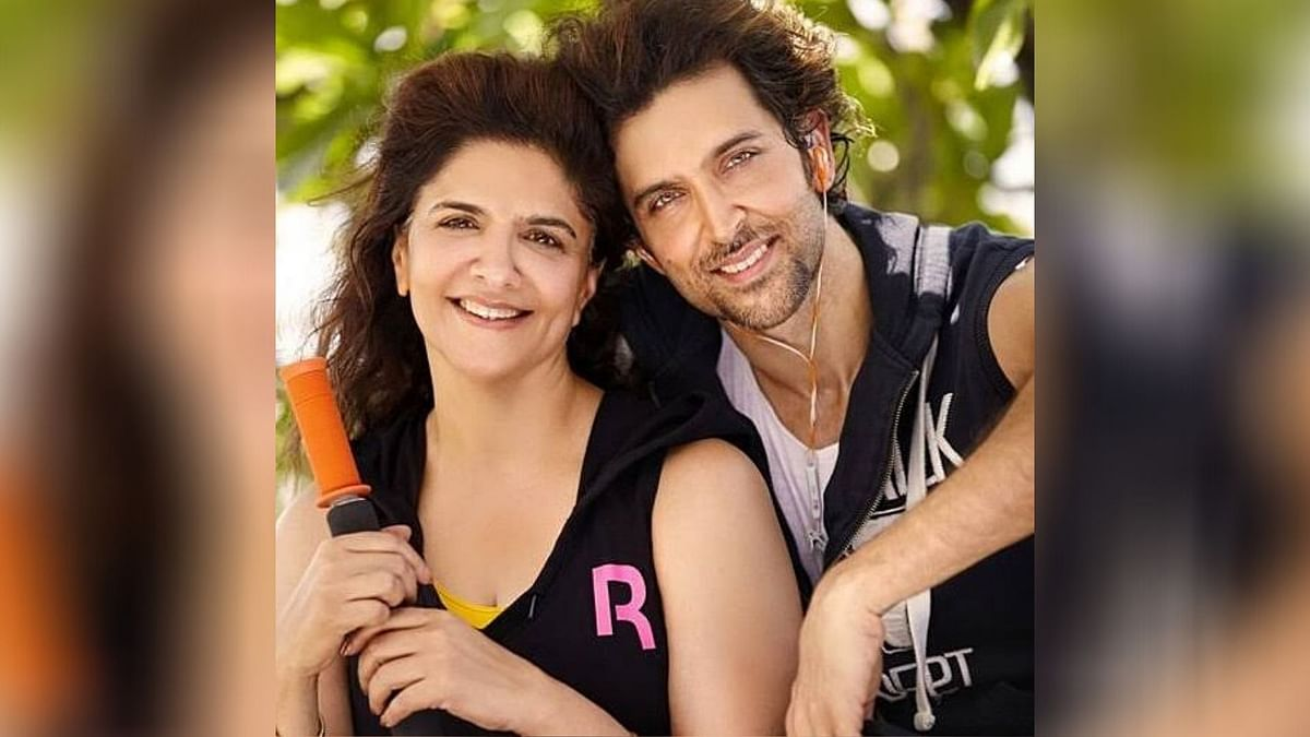 Hrithik's Mother Pinkie Roshan Tests COVID-19 Positive