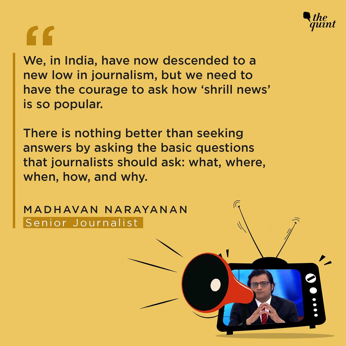A 'Myth' Called Arnab Goswami: How Rules Of Journalism Were Broken