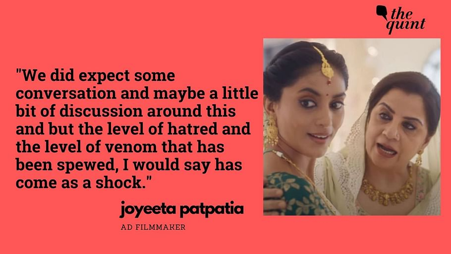 We Were and Will Always Be Secular, Says Tanishq Ad Maker Joyeeta