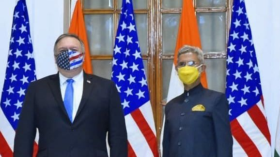 2+2 Talks: US Officials Reach India, Mike Pompeo Meets Jaishankar