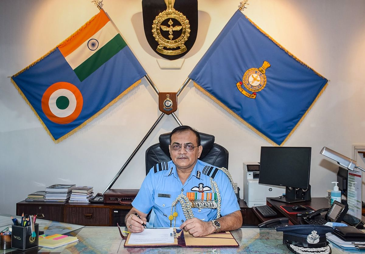 Air Marshal Amit Dev takes over as Air Officer Commanding-in-Chief, Eastern Air Command in Shillong.