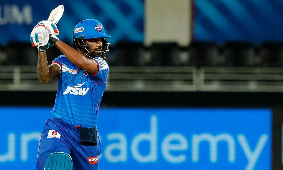 Shikhar Dhawan's 57 (33) gave the impetus to the DC innings, which proved crucial in the end.