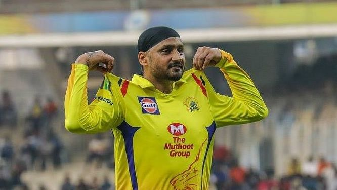 Harbhajan Singh is not part of current CSK set-up in UAE after he pulled out at the last minute.