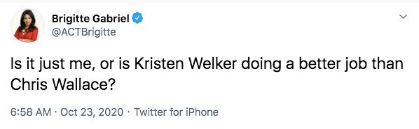 Kristen Welker Emerges Triumphant as Final Prez Debate Moderator