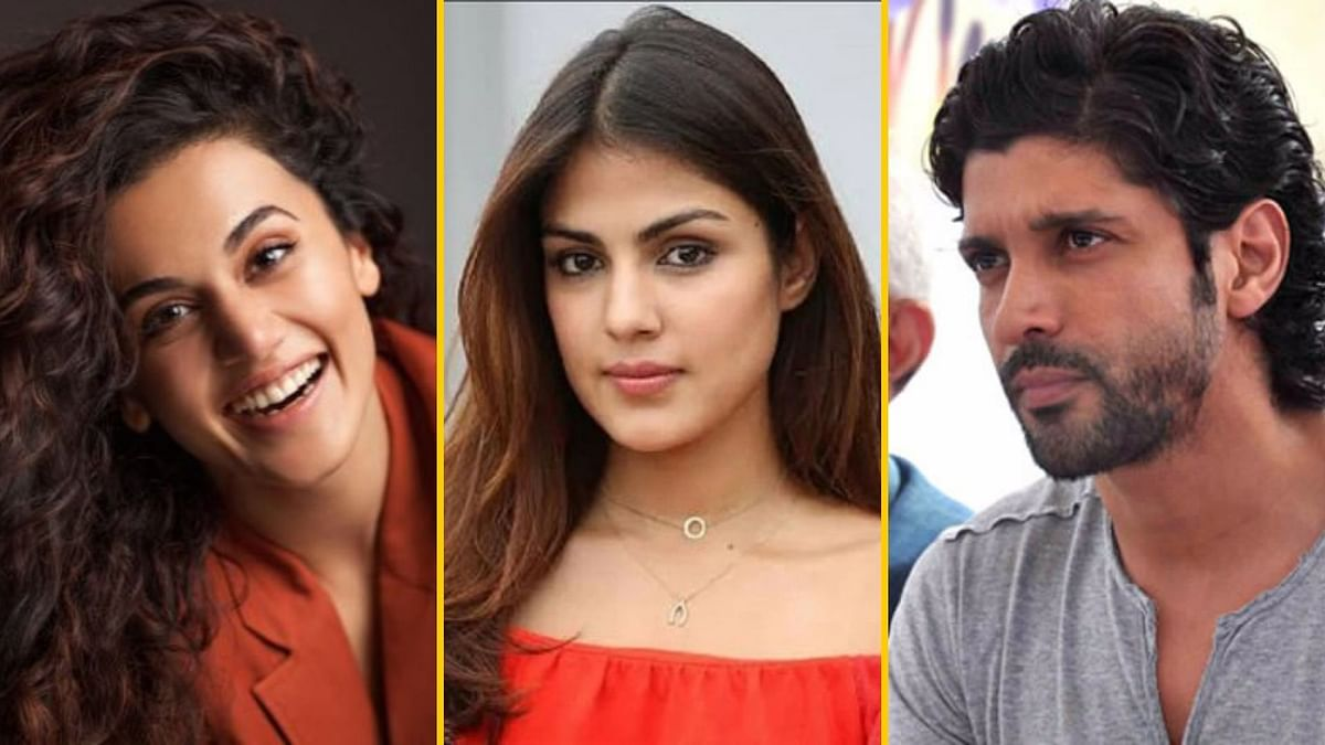 Swara, Taapsee, Farhan Welcome HC Judgment on Rhea's Bail Plea