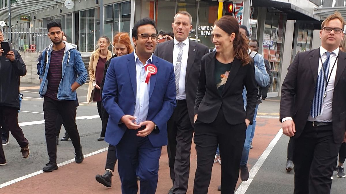 20 Years After Leaving India, Dr Sharma Part of  Ardern's Cabinet