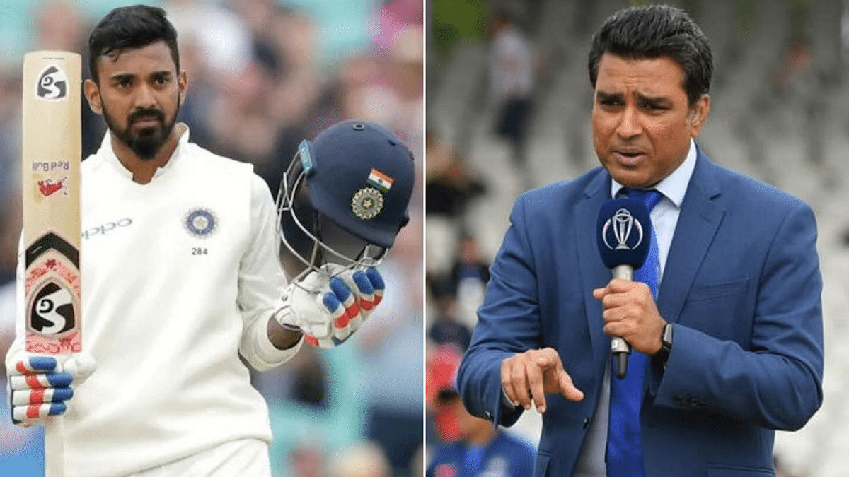 Sanjay Manjrekar said that Rahul's selection in Test Matches based on his IPL form is demotivating for players performing well in Domestic Cricket.