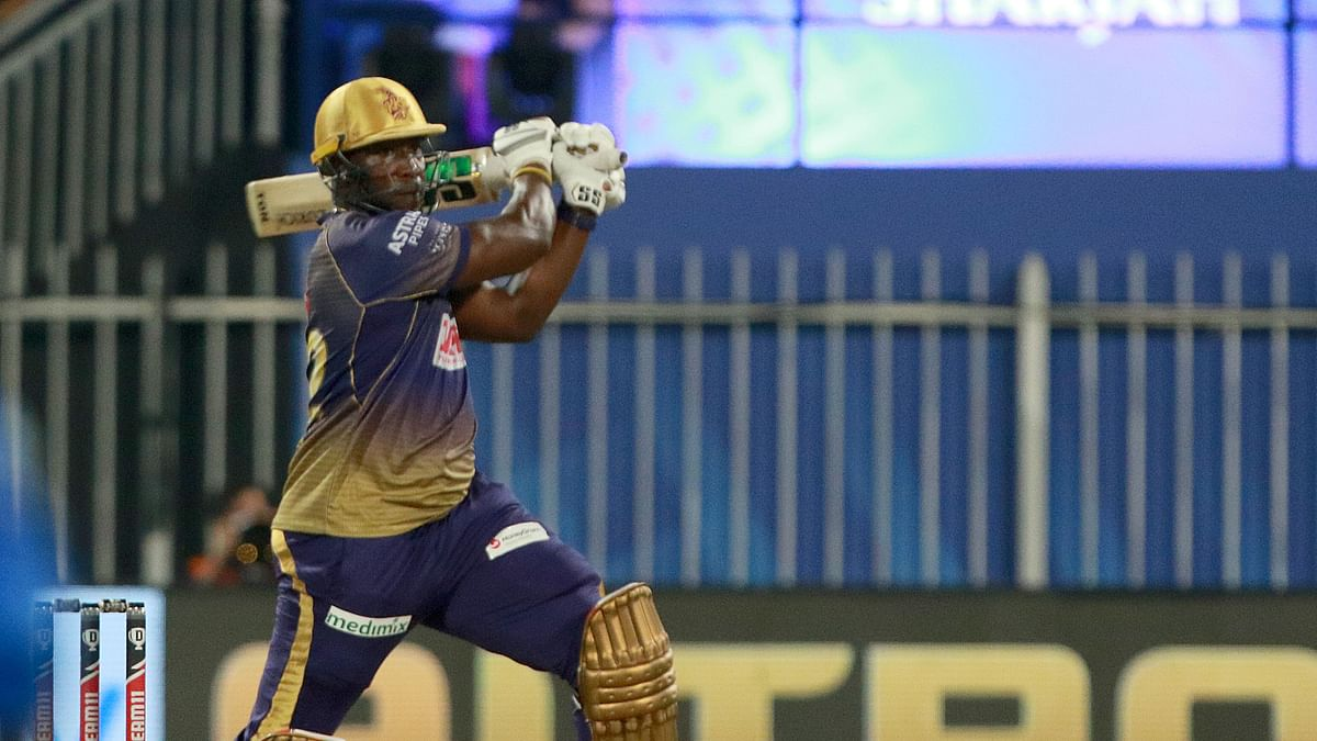 Chasing 229 in Sharjah, Why Did KKR Send Russell at 4? DK Answers