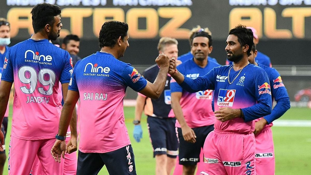 Watch: Rajasthan Royals Celebrate Their 5-Wicket Win Against SRH