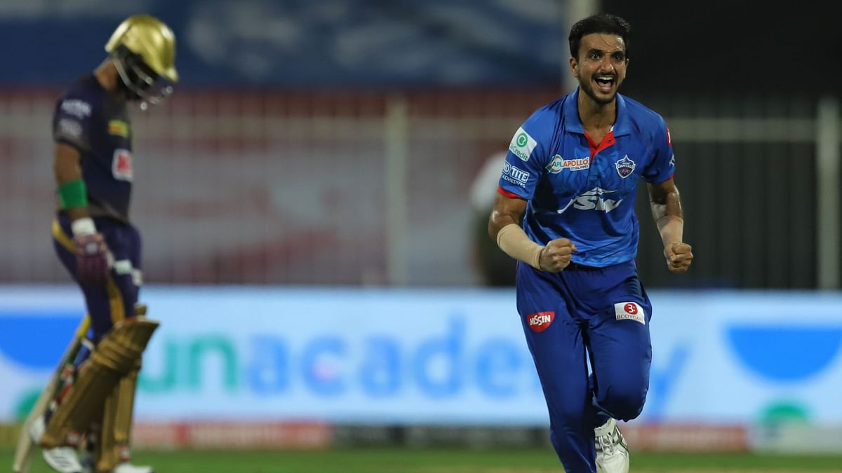 In Delhi Capitals' previous game in Sharjah, playing his first game, Harshal Patel used his variations very well and took two wickets
