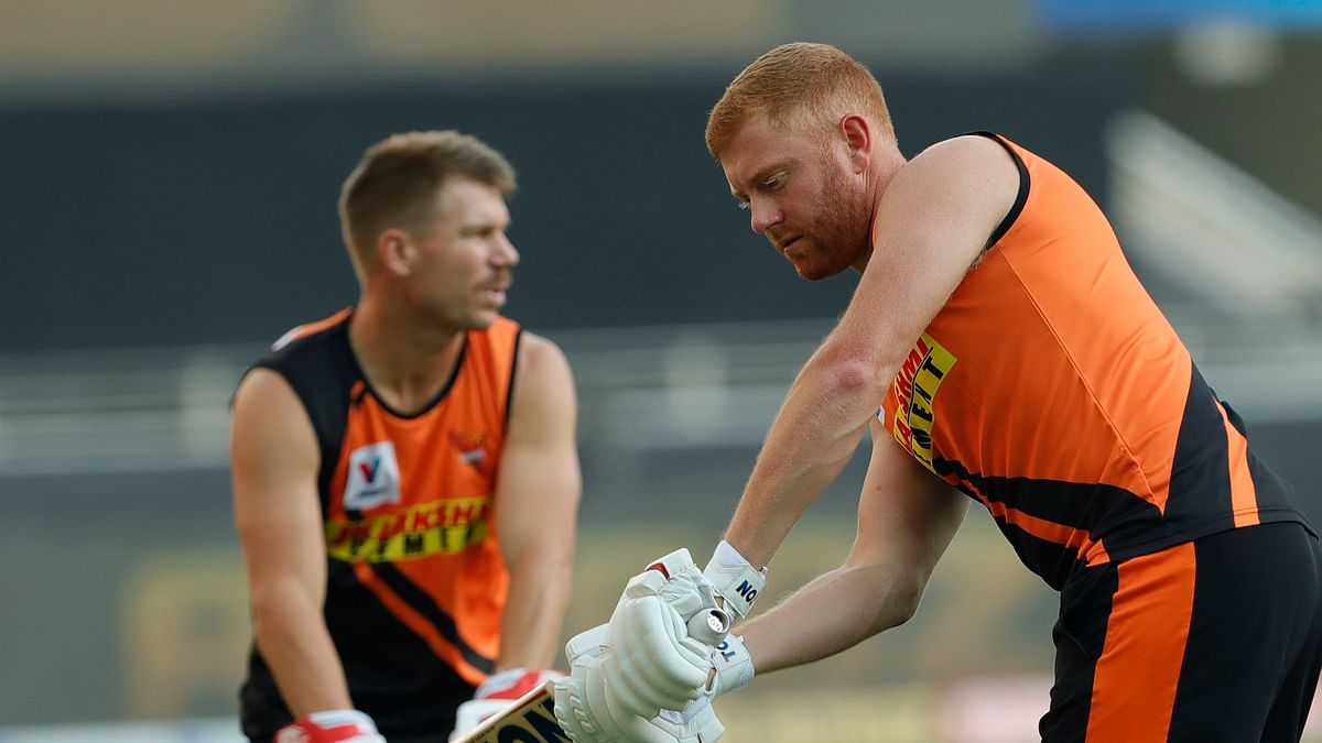 David Warner has won the toss and elected to bat first against KL Rahul's Kings XI Punjab in Game 22 of the IPL.