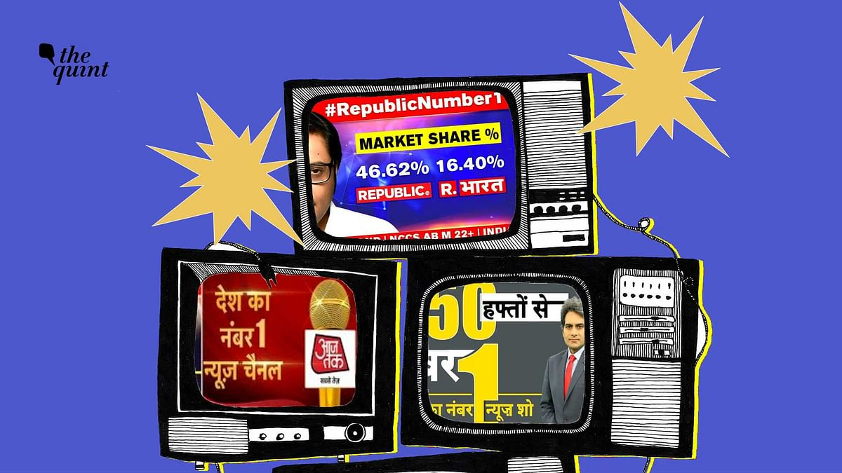 TRP Scam: 3 in 4 Indians Say TV News Is Shouting & Entertainment