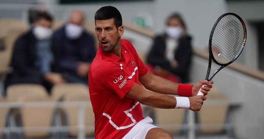 French Open 2020 Novak Djokovic Ties Federer S Record With 70th Win At Roland Garros