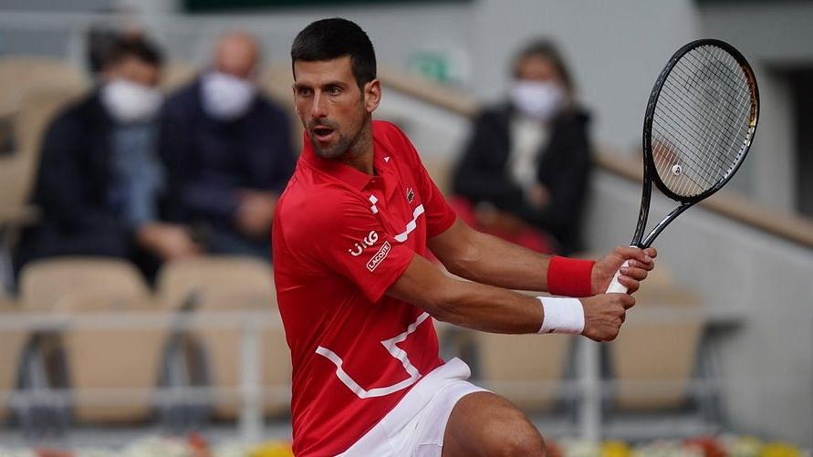 World No. 1 Novak Djokovic cruised into the third round of the ongoing French Open.