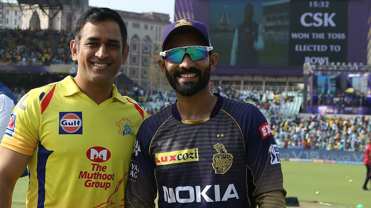 CSK will face KKR on 7th October in the IPL 2020.