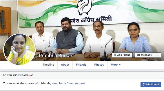 Member of Goa Cong Falsely Identified as Hathras' 'Naxal Bhabhi'