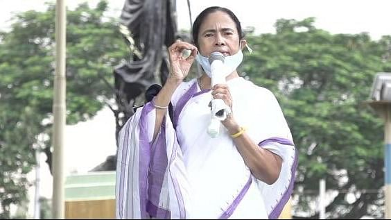 West Bengal Chief Minister and Trinamool Congress supremo, Mamata Banerjee.