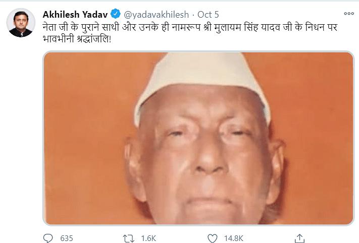 No, SP Supremo Mulayam Singh Yadav Hasn't Passed Away