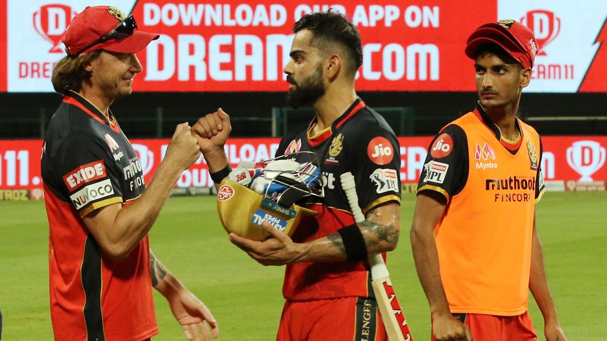 Watch: RCB Celebrate Their Huge 8-Wicket Win Against KKR