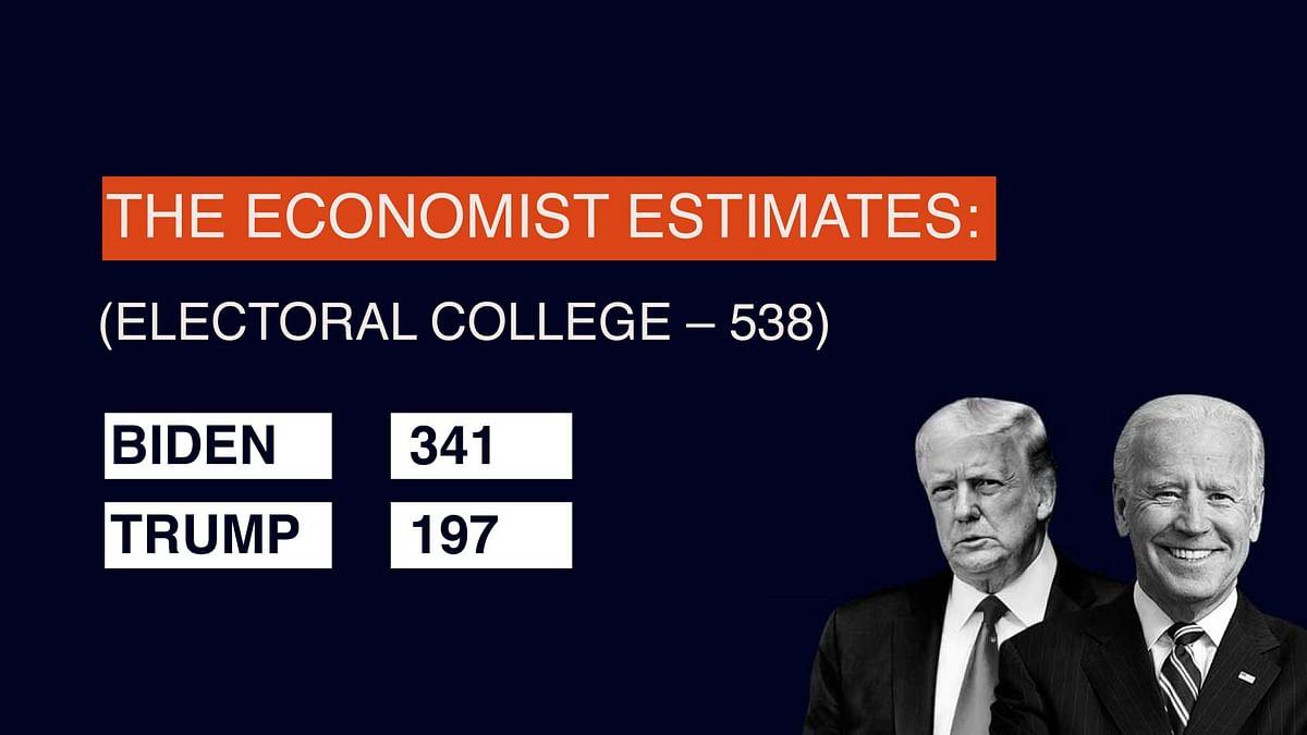 Election survey by The Economist