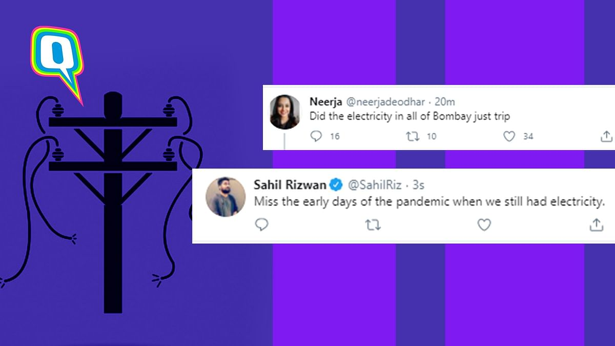 Massive Power Cut Across Mumbai, Netizens React With Memes & More