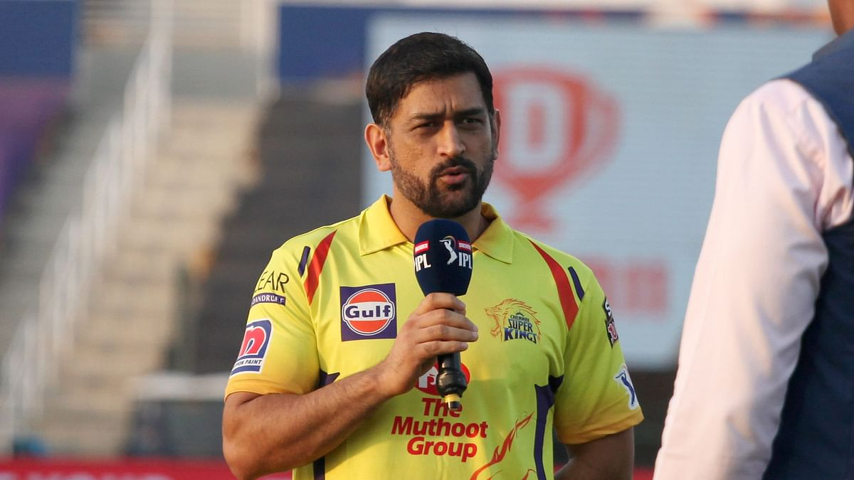 CSK have elected to bat first vs Delhi Capitals.