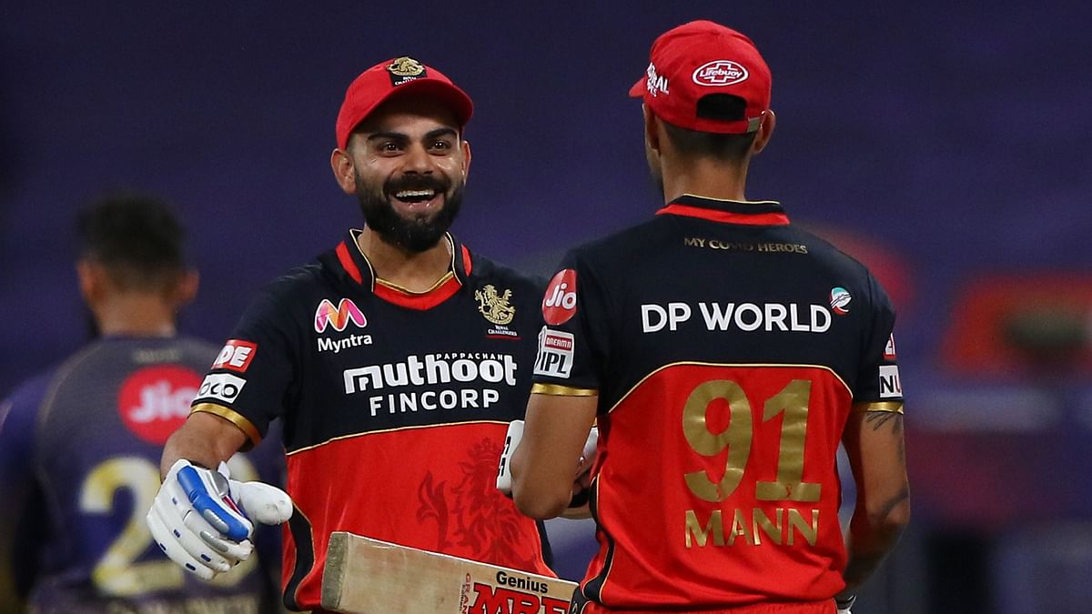 Kohli's RCB Cruise to 8-Wicket Win After Restricting KKR to 84