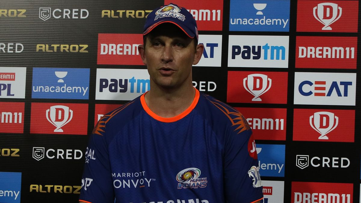 Plans Were in Place for RR's Top 3: MI Bowling Coach Shane Bond