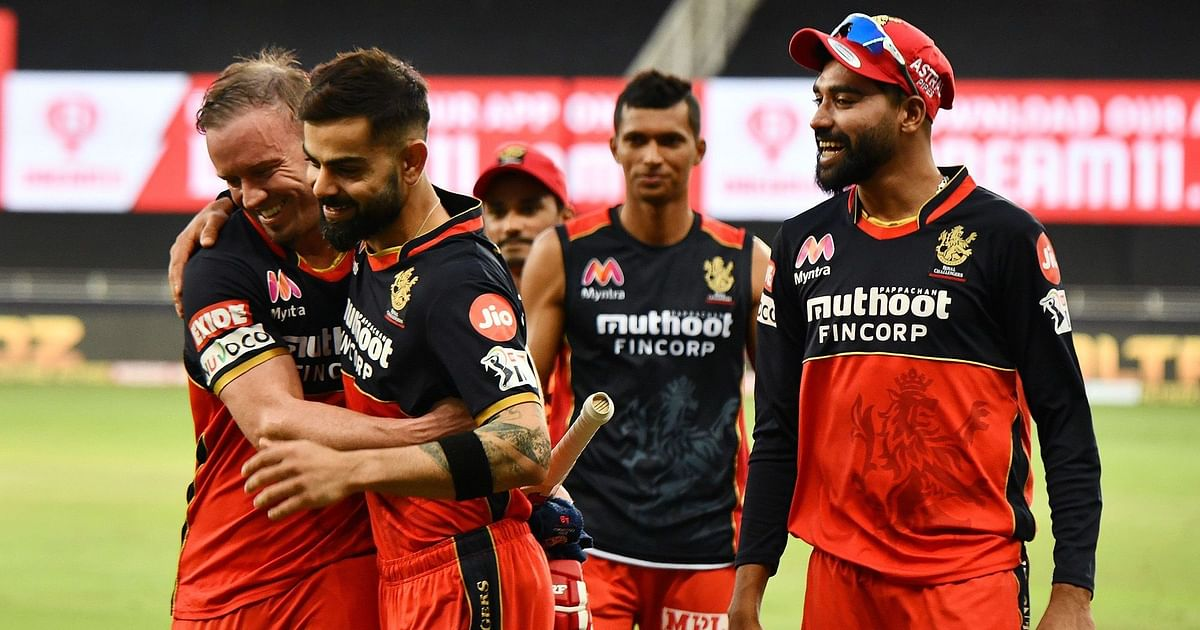 Watch: RCB Celebrate Their Come-From-Behind Win Against RR