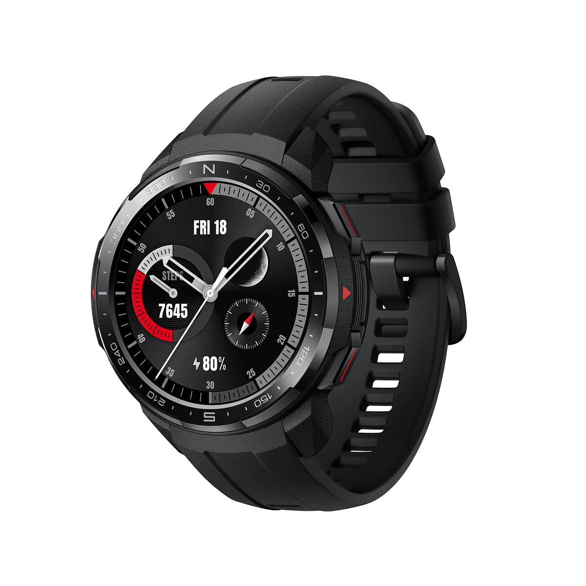 The Honor Watch GS Pro is equipped with SpO2 monitor.