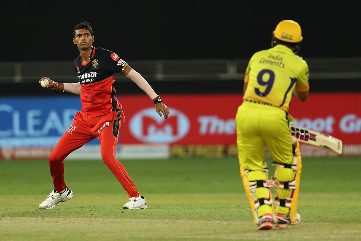 Navdeep Saini has just begun to come into his own.