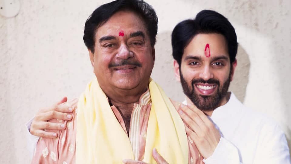 Bihar Polls: Shatrughan Sinha's Son Gets Cong Ticket from Bankipur
