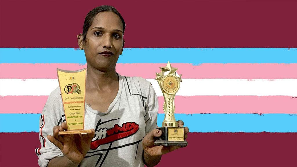 The struggles of trans woman Veera Yadav