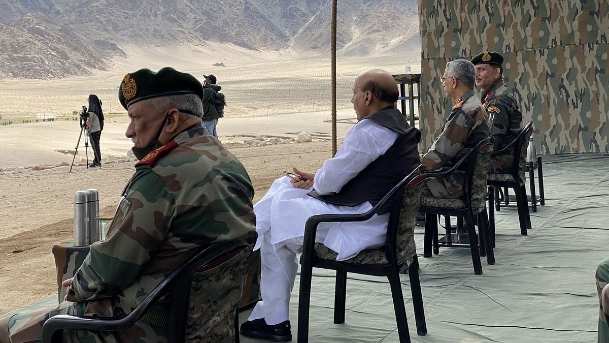 Indian Army to Hold 4-Day Commanders' Conference From Today