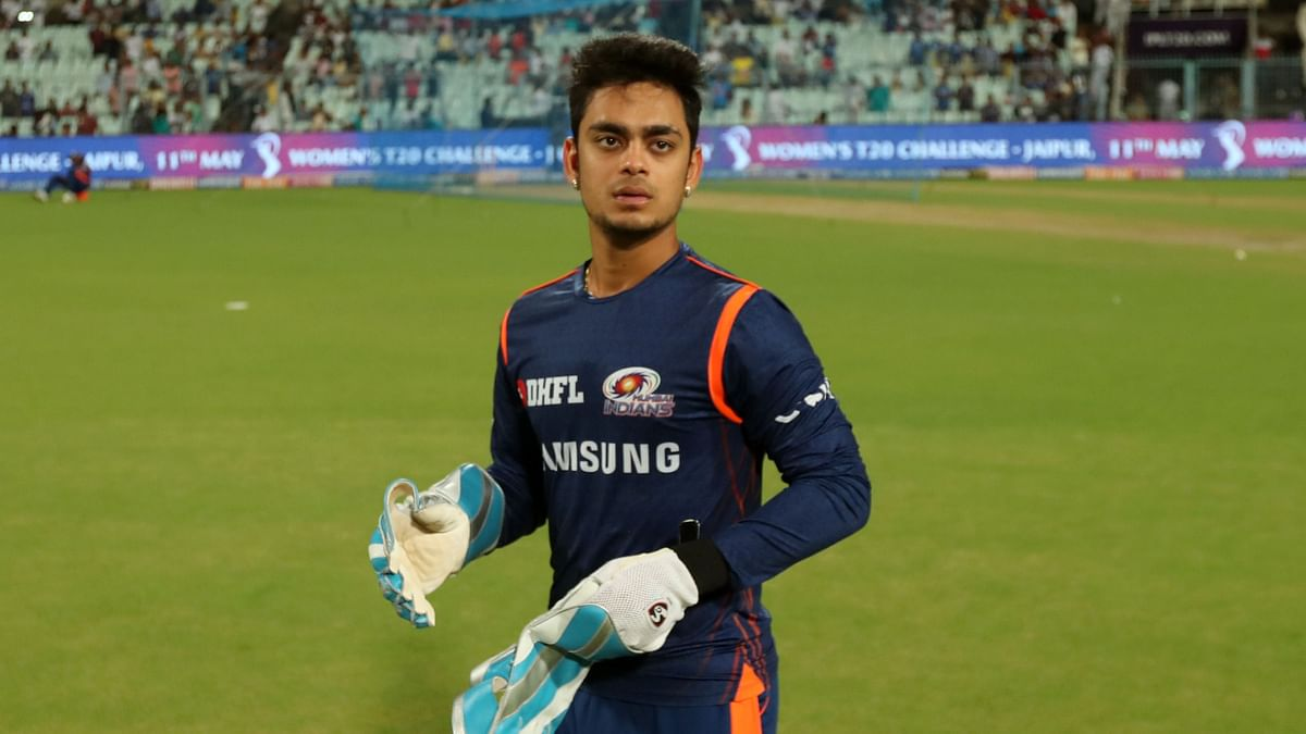 Ishan Kishan made a 99 vs RCB that helped Mumbai Indians take the IPL match into a Super Over.