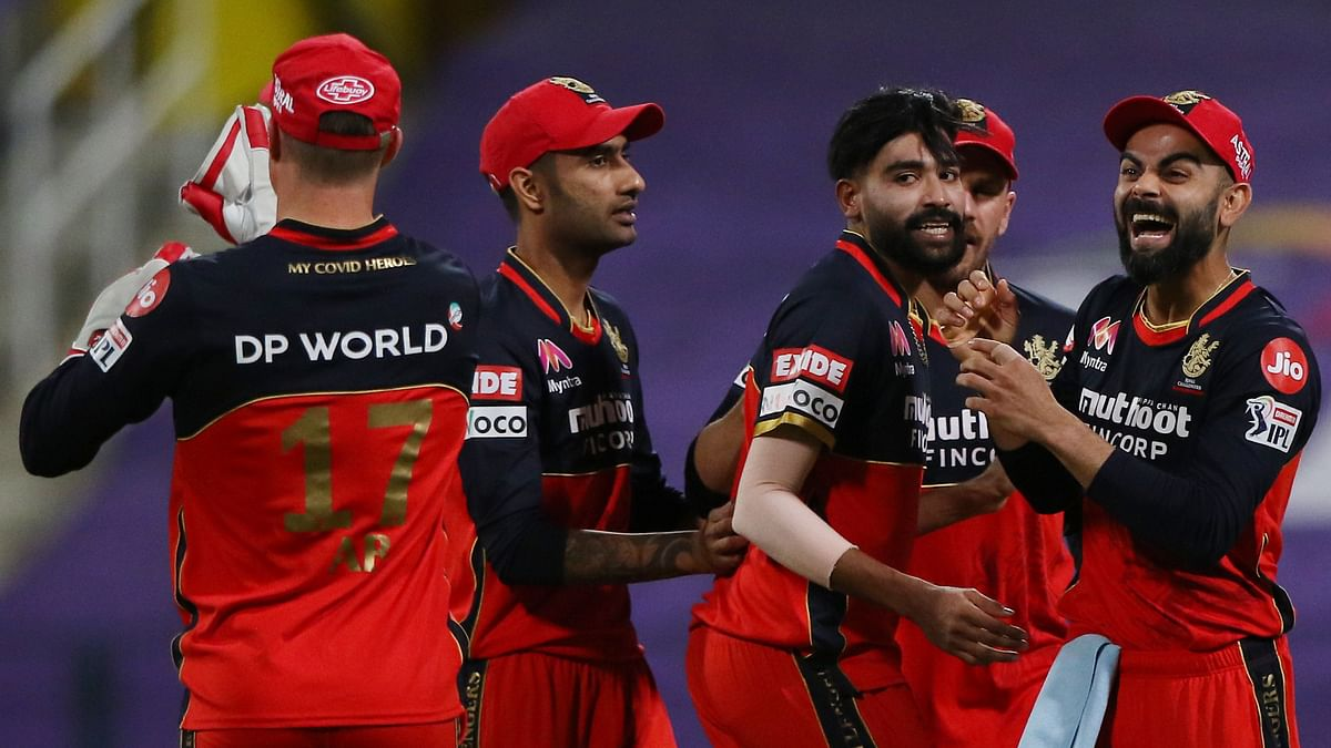 From 14/4, RCB Restrict KKR to 84/8 – Lowest Total This Season