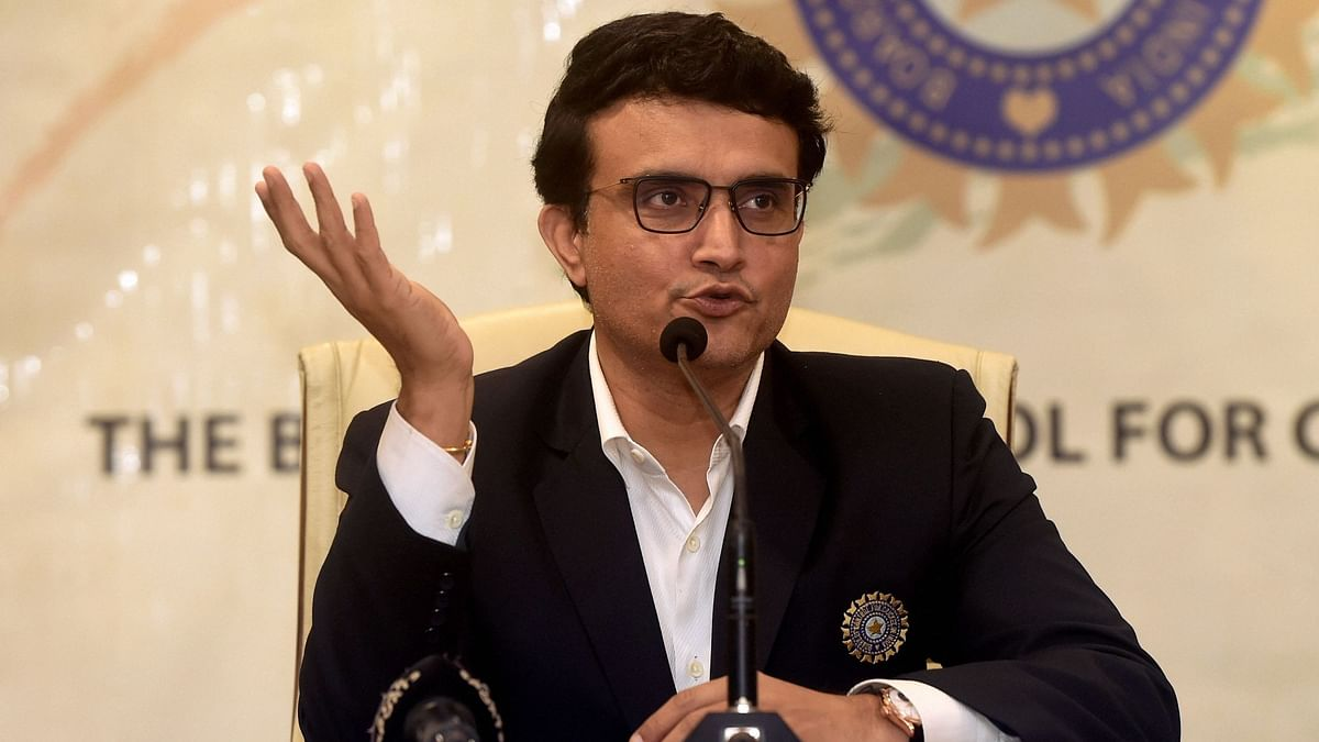 Sourav Ganguly hopes that the families would be allowed to travel with the players.