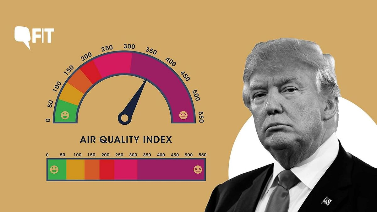 Trump Calls India's Air 'Filthy' – A Hard Truth We Must Accept